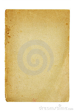 Free Old And Dirty Piece Of Paper Royalty Free Stock Image - 6334406