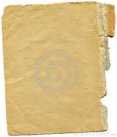 Free Old And Worn Paper Stock Photography - 17150112