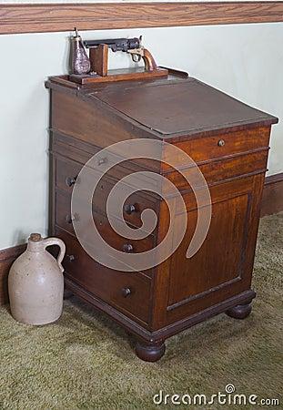 Old Antique desk