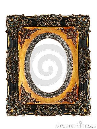 Old Antique Photo Frame