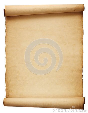 Free Old Antique Scroll Paper Stock Photo - 55905090