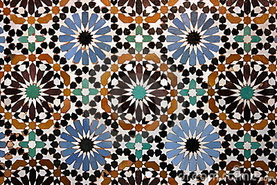 Old Arab Mosaic