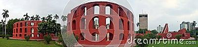 Old astronomical observatory Jantar Mantar