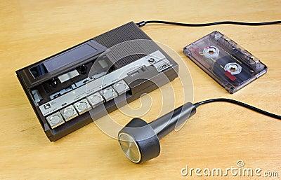 Old Audio Recorder