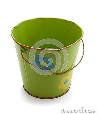 Free Old  Baby Bucket Stock Photos - 14234523