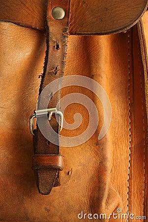 Old bag - detail
