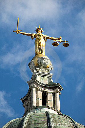 Old Bailey (Lady Of Justice)