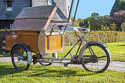 Old bakery bike