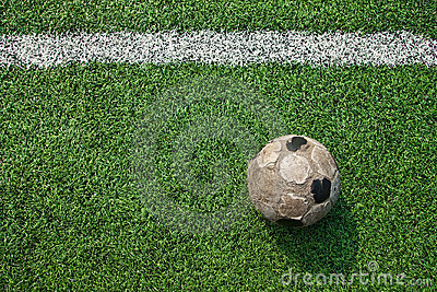 Old ball on new ground