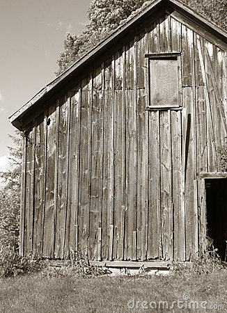 Free Old Barn Royalty Free Stock Images - 299039