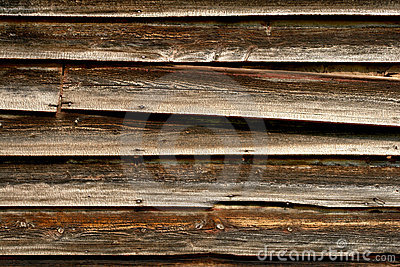 Old Barn Distressed Wood Siding Background