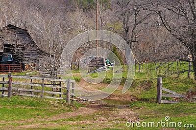 Old Barnyard