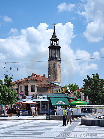 Old Bazaar, Prilep, Macedonia Editorial Image