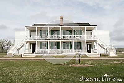 Old Bedlam, Fort Laramie, Wyoming