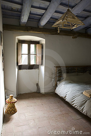 Free Old Bedroom Royalty Free Stock Photos - 3026898