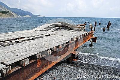 Old berth