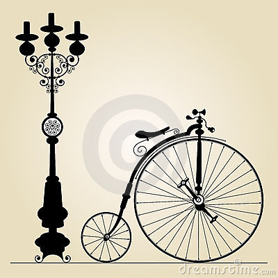 Free Old Bicycle Royalty Free Stock Image - 23182006