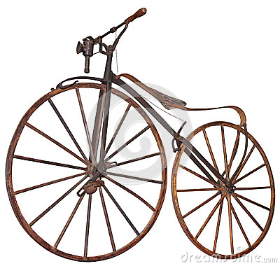 Free Old Bicycle Stock Photo - 31367360