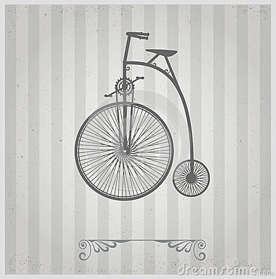 Free Old Bicycle Royalty Free Stock Images - 34837239