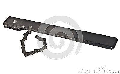 Old Bicycle Sprocket Tool