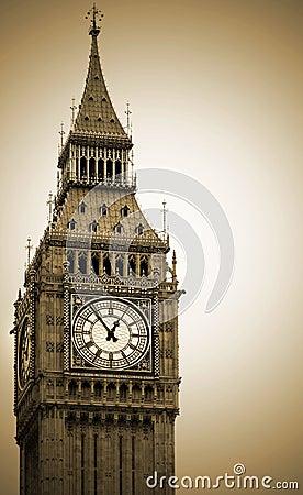 Old Big Ben