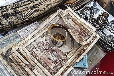 Old bills