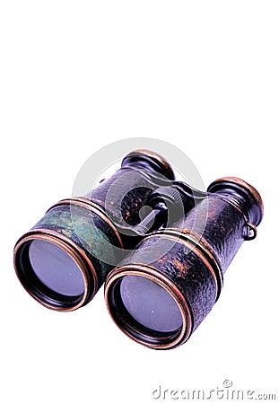 Old binocular