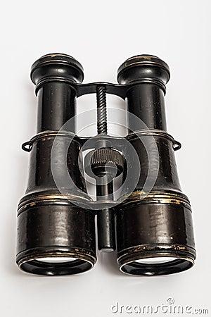 Free Old Binoculars Stock Photo - 37550900