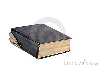 Old black book