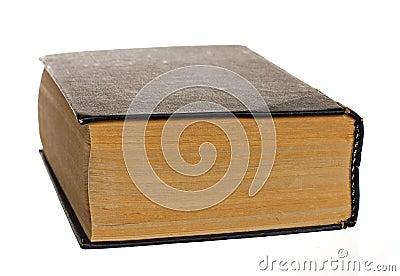 Old black book