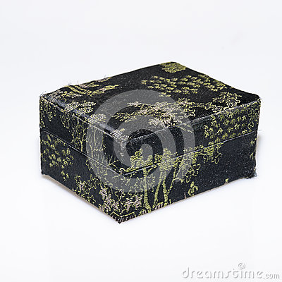 Free Old Black  Box Stock Photography - 34457932