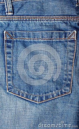 Old Blue Jeans