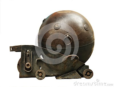 Old bomb