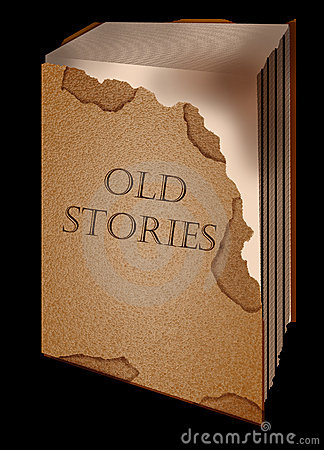 Old book stories