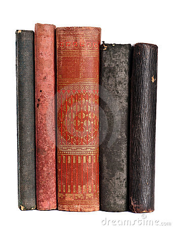 Free Old Books Stock Images - 17809394