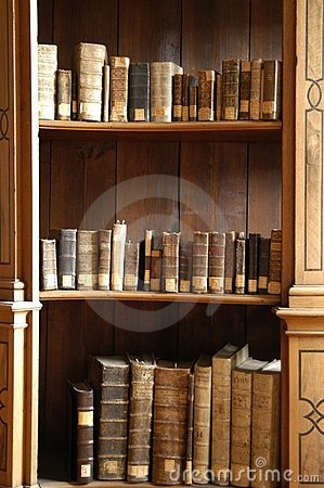 Free Old Books Stock Images - 982364