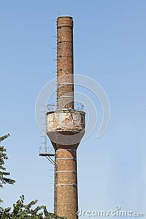 Free Old Brick Chimney Stock Photos - 41474213