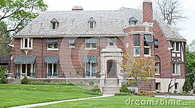 Old Brick Mansion