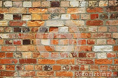Old Brick Wall 01