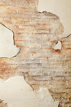 Free Old Brick Wall Royalty Free Stock Photos - 23331168