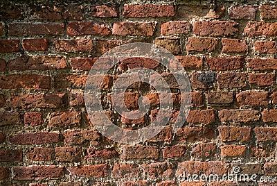 Old brick wll