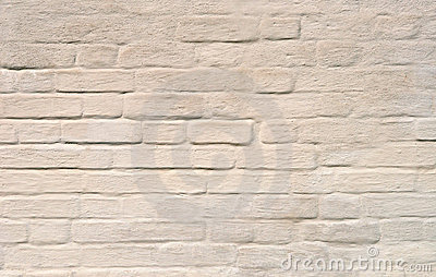 Old brickwork wall