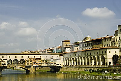old bridge,florence,italy