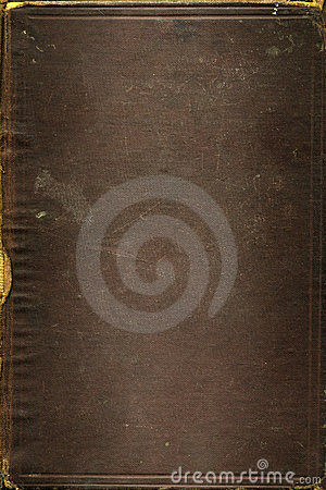 Free Old Brown Leather Book Texture Stock Photos - 4209923
