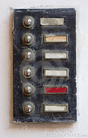 Old buzzer