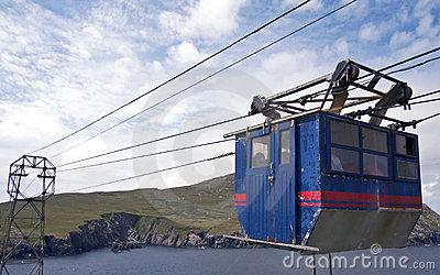 Old Cable Car, Ireland