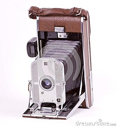 Old camera.