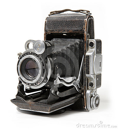 Free Old Camera. Stock Photos - 1641453