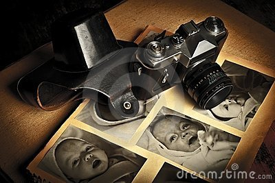 Old  Camera Stock Image - Image: 20991671