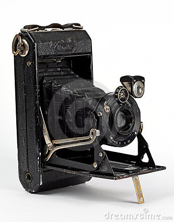 Free Old Camera Royalty Free Stock Photos - 4295358
